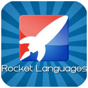 image of rocket languages logo