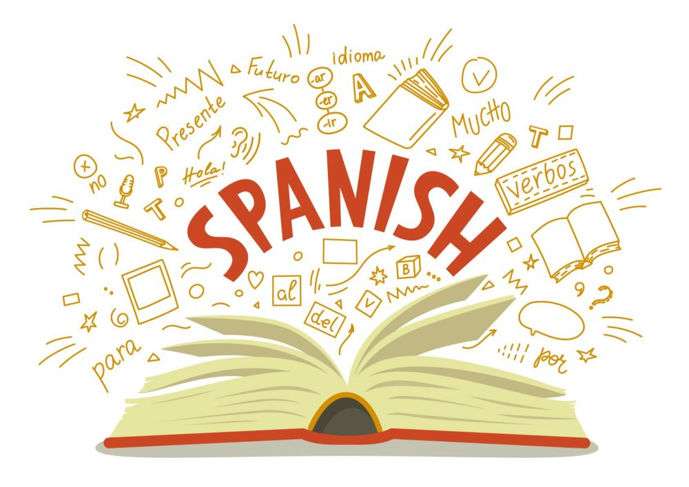 an image of a spanish book